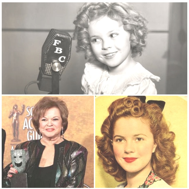 "On April 23, 2012 Shirley Temple Black turned 84 years old. She is still going strong and is an inspiration to me and anyone else who has a passion for film and performance. In the words of FDR ""As long as we have Shirley Temple, we'll be all right."" <3"