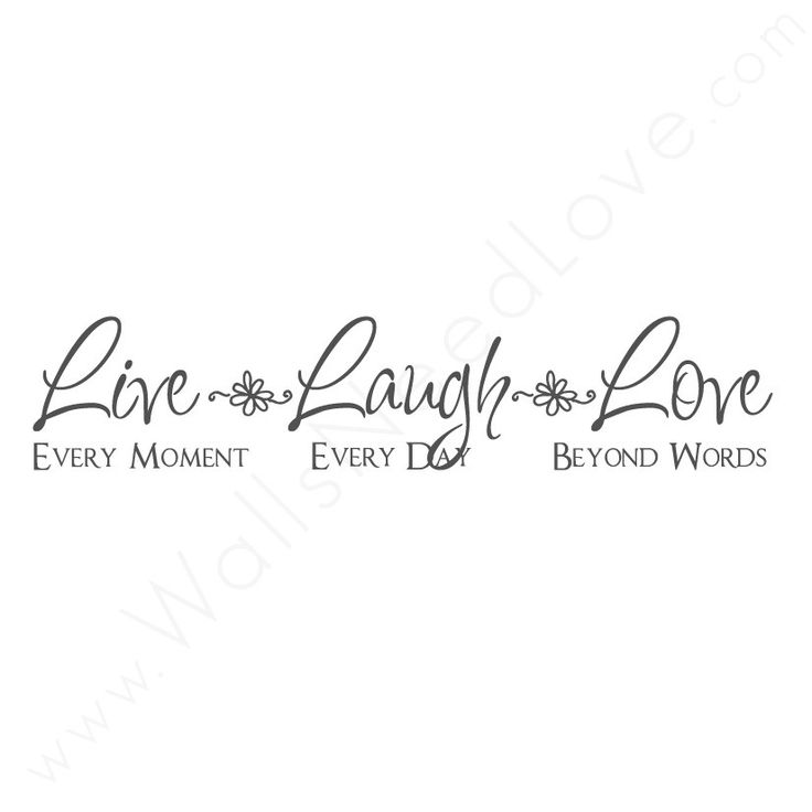 Wall decals living room wall sayings art pinterest for Living room quote stickers