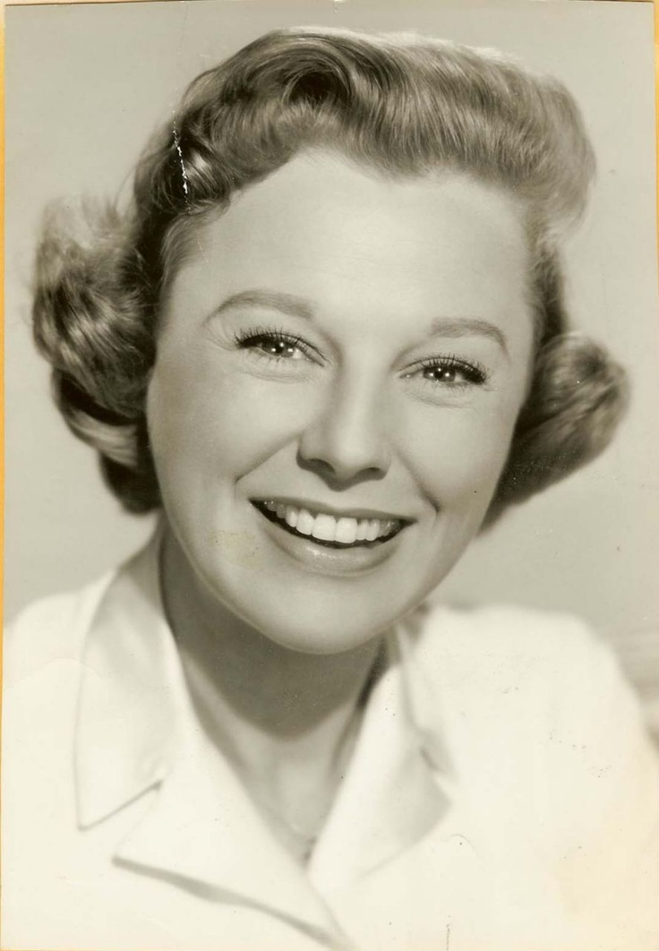 how tall is june allyson