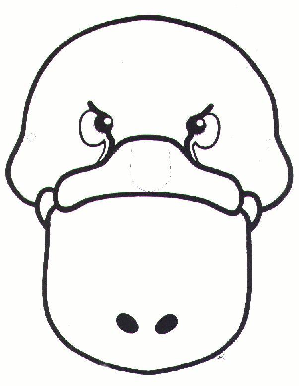 dog face mask template | datariouruguay
