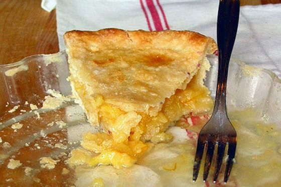 Meyer Lemon Shaker Pie Recipe | Recipes | Pinterest