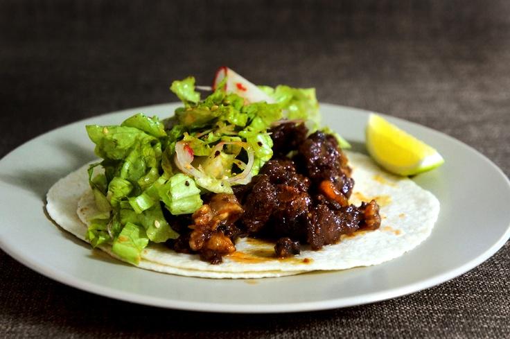 Korean BBQ Tacos | East of Eden | Pinterest