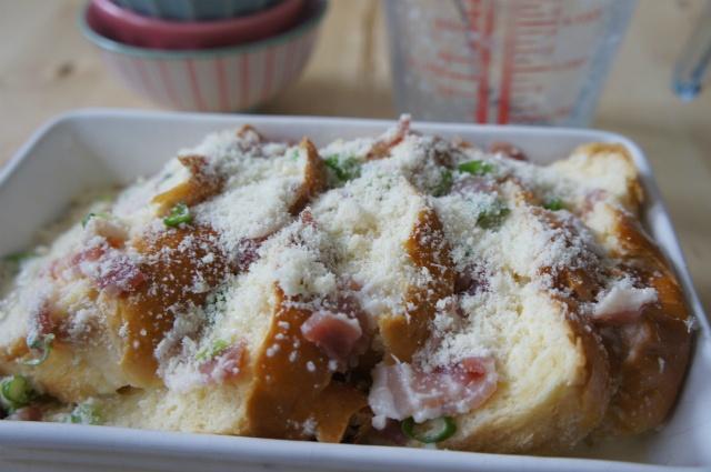 Breakfast Bread Pudding | Yummy | Pinterest