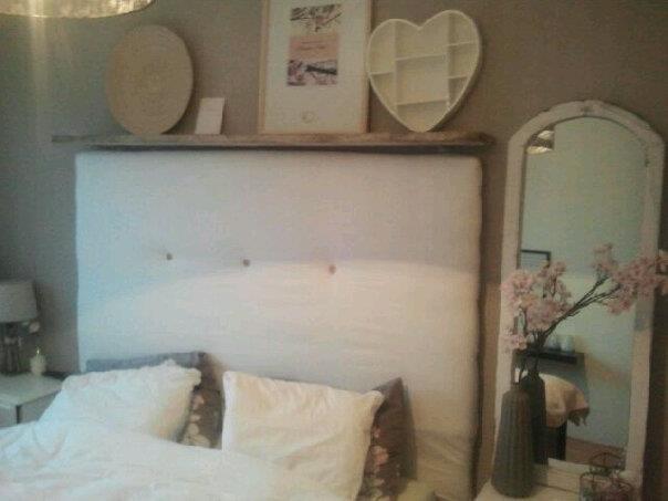 homemade headboard cute bedroom ideas pinterest