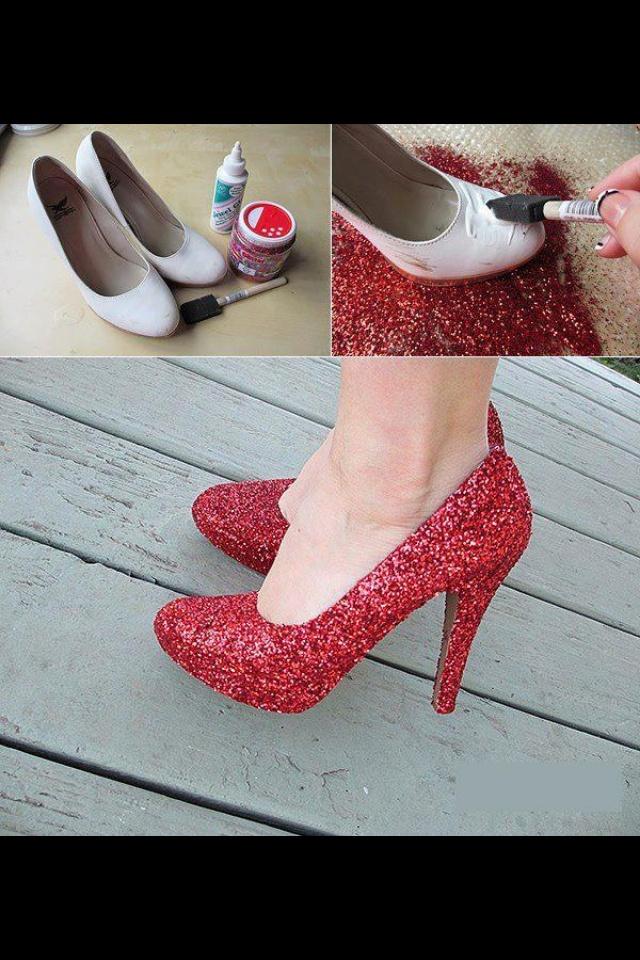 cheap homemade shoes