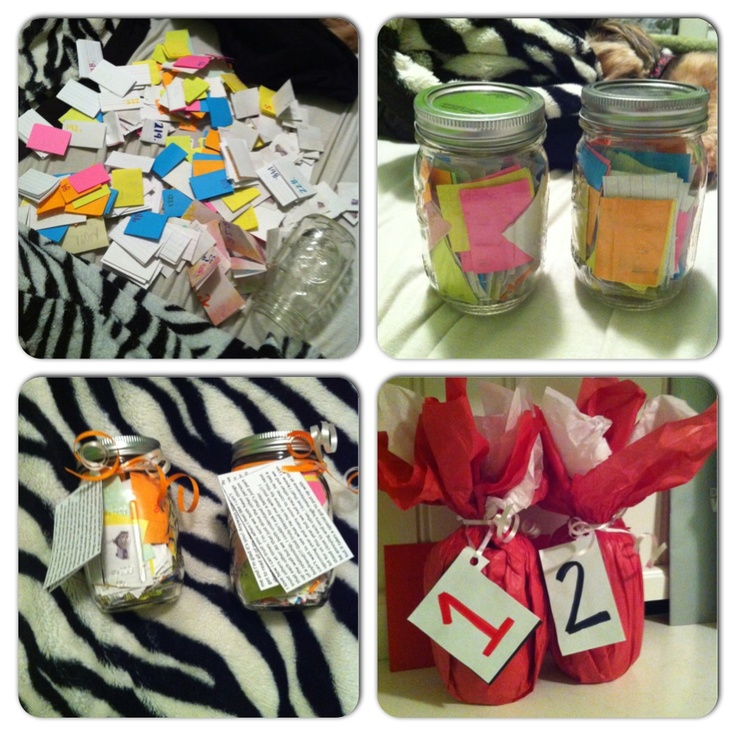365 jar pinterest notes | just b.CAUSE
