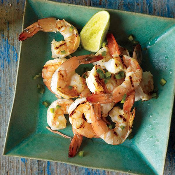 Tequila-Grilled Shrimp Recipe | Cooking | Pinterest