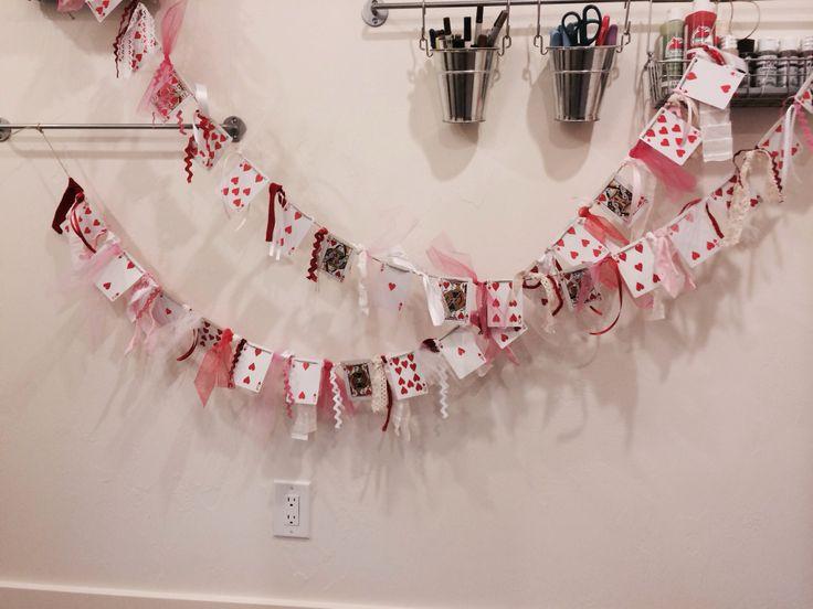 valentines day heart dog craft