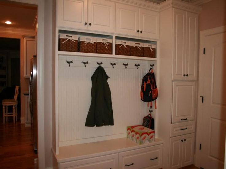 Mudroom Storage Systems : Mudroom storage systems for the home pinterest