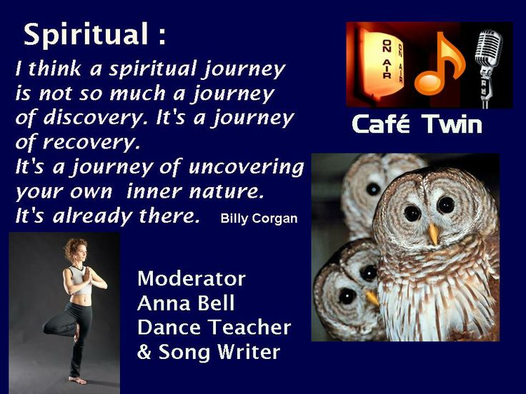 "Yesterday Today And Tomorrow >> What is ""Spiritual"" ? 
