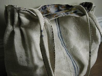 Lambert: Grain Sack Bag