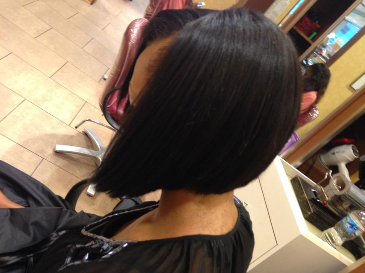 Full sew in bob | I dont Be Weave it! Styles i Love to try | Pinterest