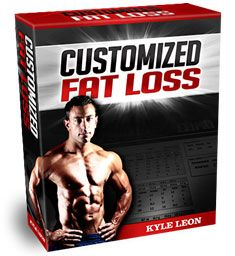Customized fat loss foods to avoid