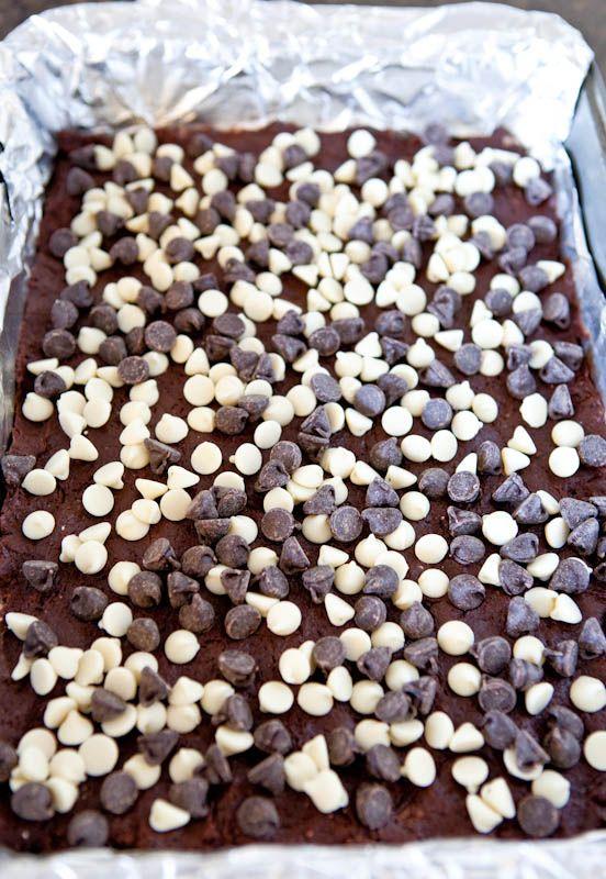 Averie Cooks » White and Dark Chocolate Cream Cheese Chocolate Cake ...
