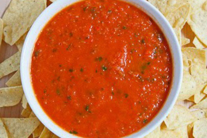 Habanero Salsa VI Recipe | Recipes | Pinterest