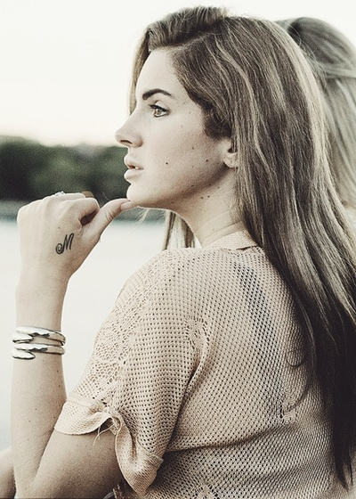Lana Del Rey. Tattoo M. Vintage | Mah life be like | Pinterest