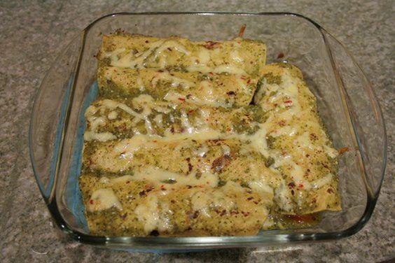 Butternut Squash Enchiladas - think I might try