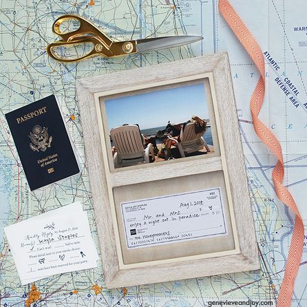 Wedding Gift Check : Wedding Gifts?Check!