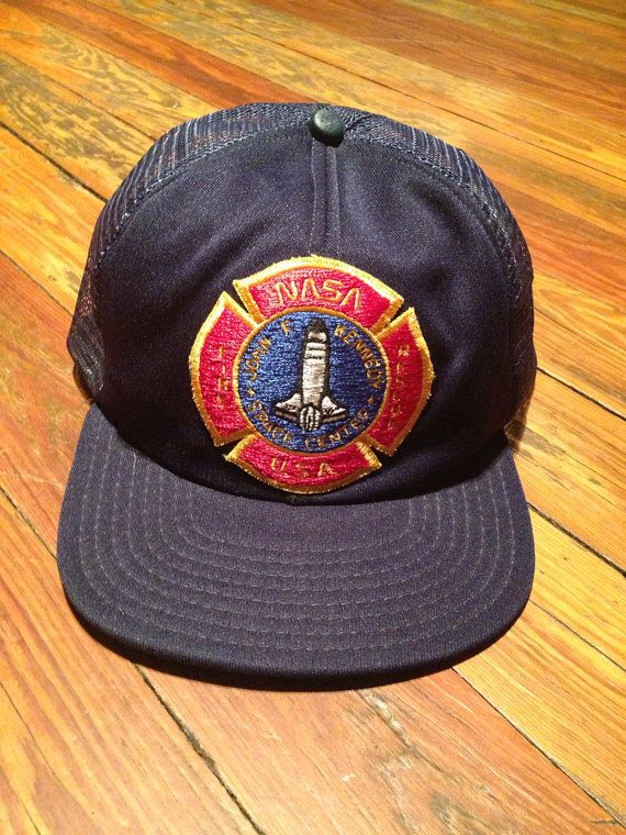 vintage nasa hat - photo #4