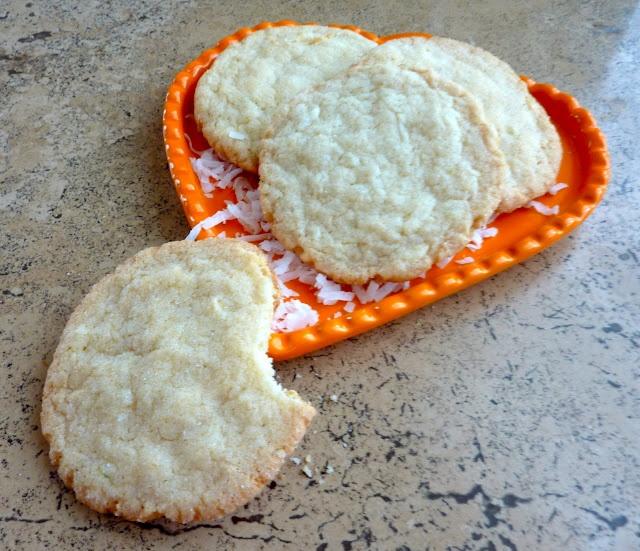 Coconut Lime Sugar Cookies | Recipes | Pinterest
