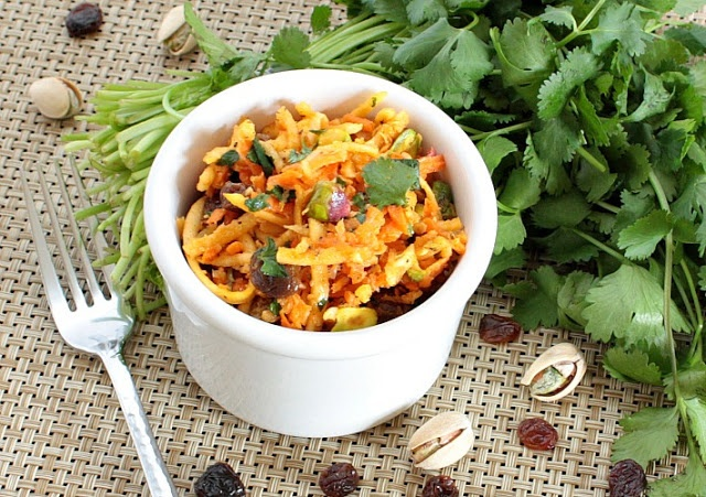 APPLE A DAY: Meatless Monday--North African Carrot and Parsnip Salad ...