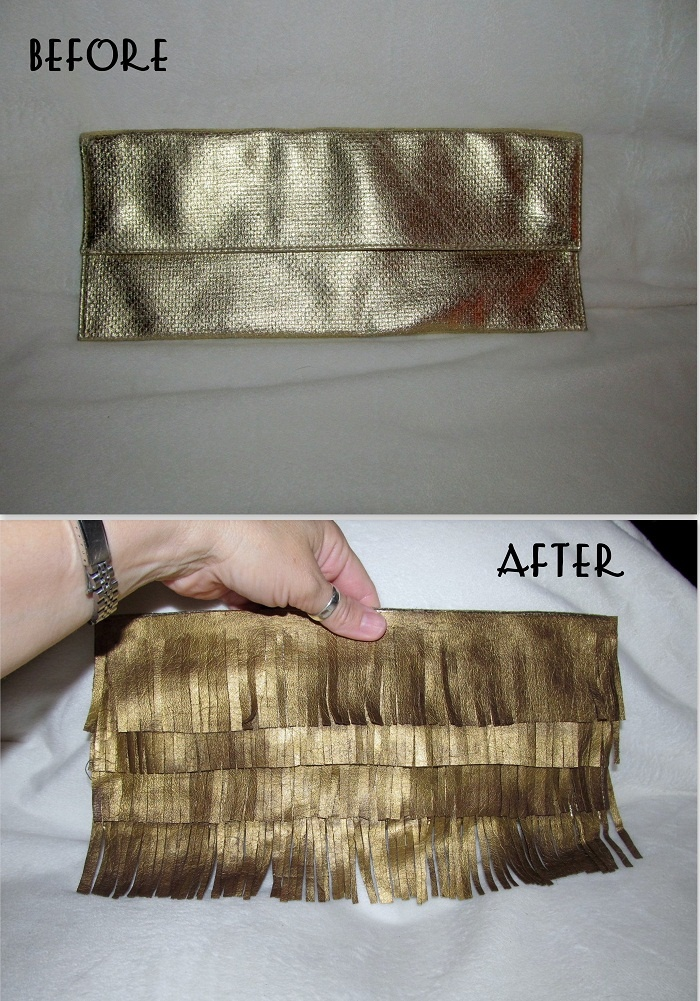 #15   Re-style another clutch