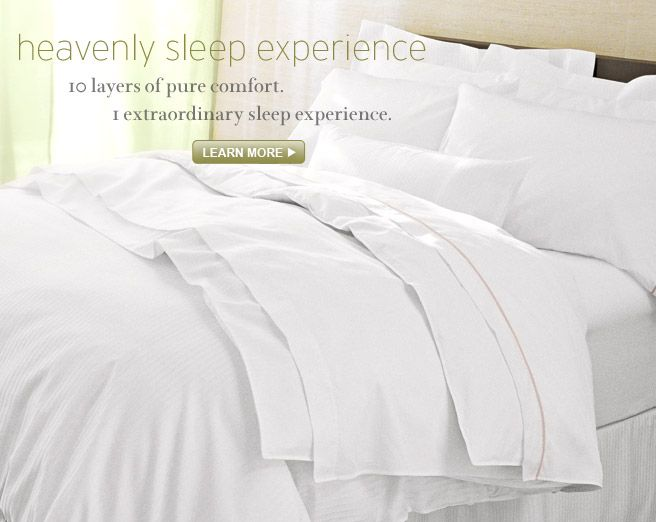 heavenly sleep experience Travel