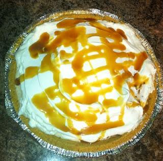 Coffee Toffee Ice Cream Pie | Frozen Delights | Pinterest