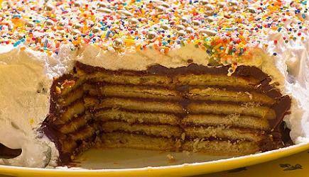 Torta de Galletas Lima- PERU (Peruvian Tiramisu)
