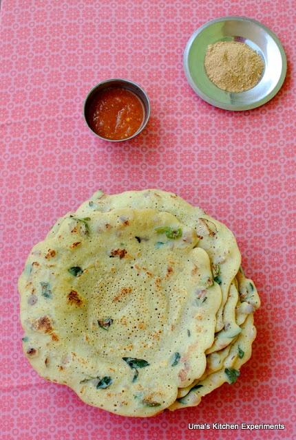 Moong Dal Rava Dosa | India Cuisine | Pinterest