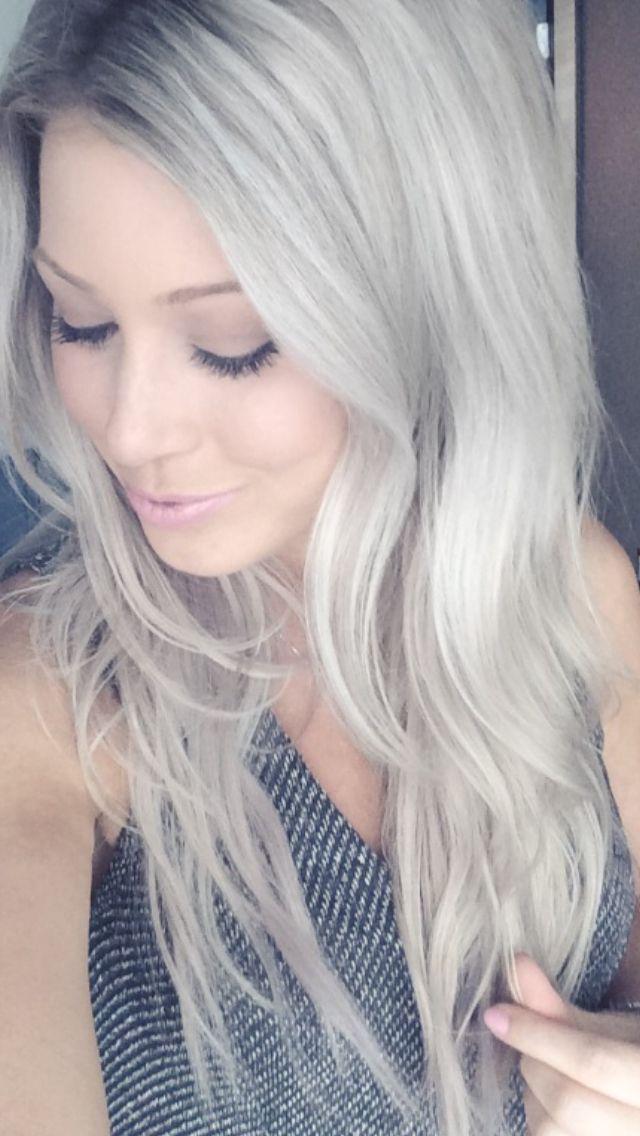 Ash blonde hair   MakeupHair~Beautiful~   Pinterest