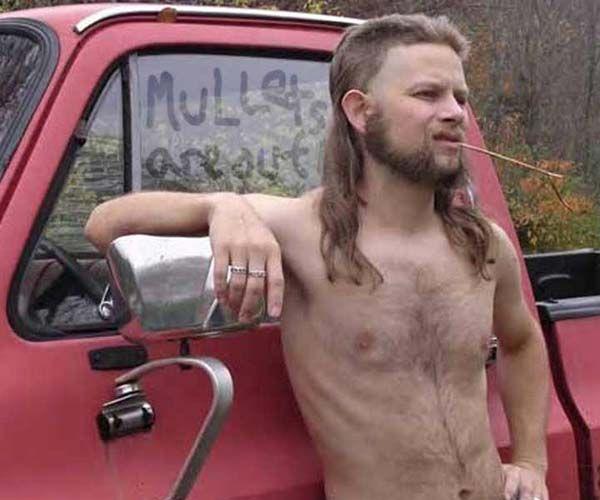 how to look like white trash