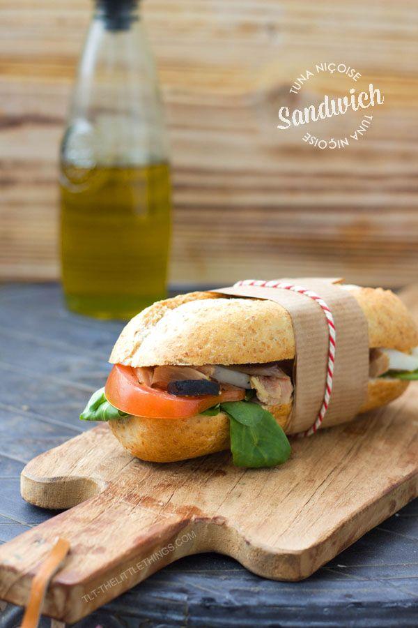 tuna nicoise sandwich. get in my mouth.