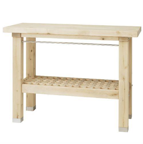 Apothekerschrank Für Küche Ikea ~ IKEA Fan Favorite GROGLAND kitchen island Gives you extra storage