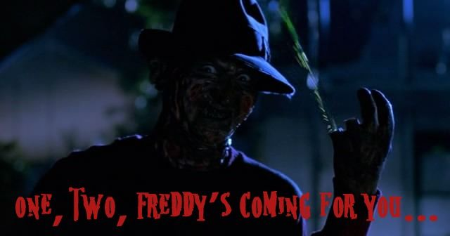 One two freddy s coming for you horror movies pinterest
