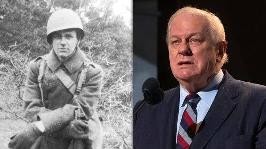 charles durning memorial day speech