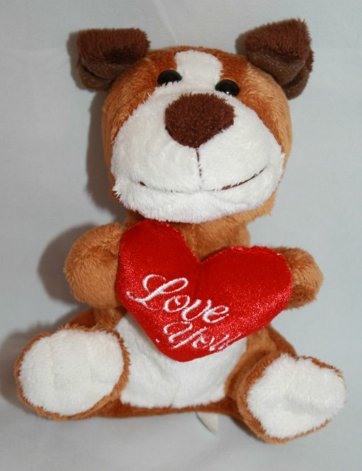valentine's day stuffed animal gifts
