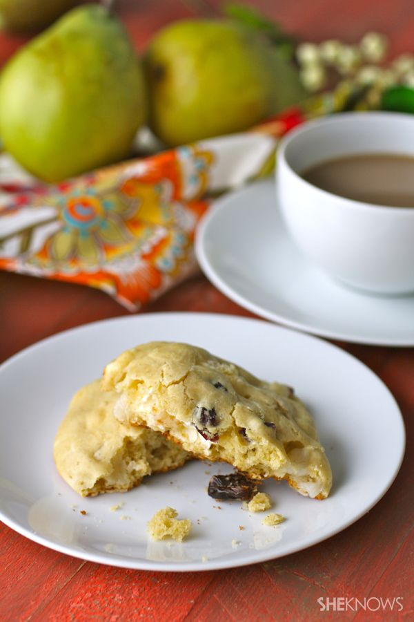 Fruit-and-cheese-filled gluten-free scones