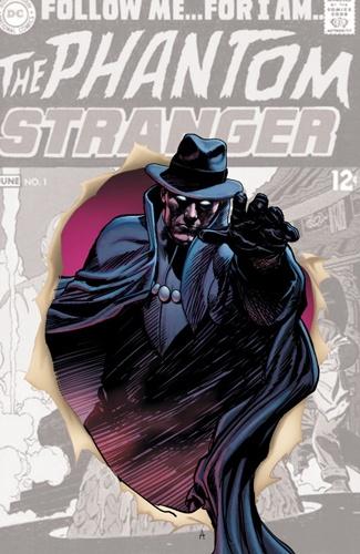 ScienceFiction.com  Comic Book Review: 'The Phantom Stranger'  #0