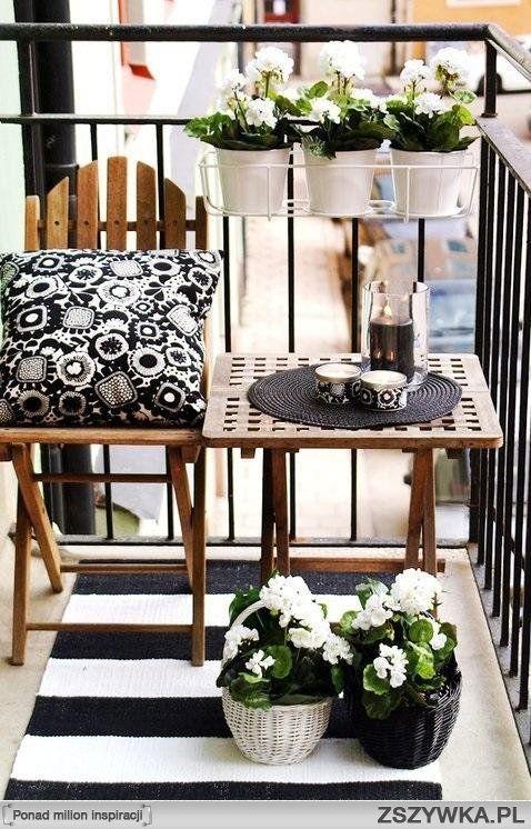 Decoracion de balcones terrazas pinterest - Decoracion terrazas ...