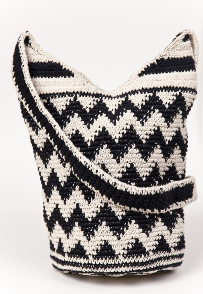 Crochet Bucket Bag : buckets