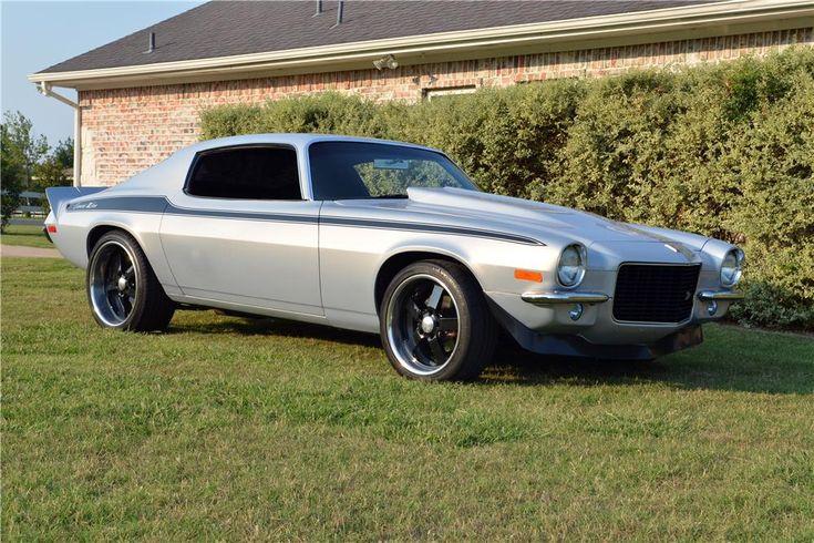 1971 chevrolet camaro custom 2nd gen camaro pinterest