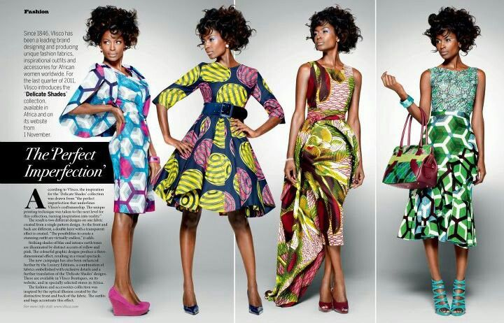 Contemporary African Clothing