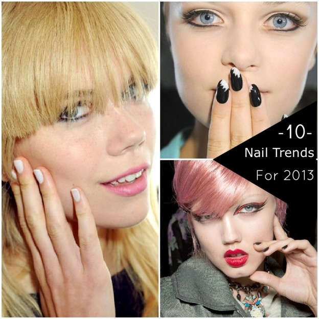 Best Spring Nail Polish Colors  Nail Polish Trends Spring