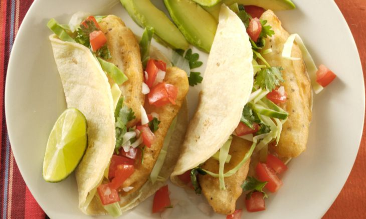 Baja Fish Tacos - have not made, but can't wait! Yum! JT