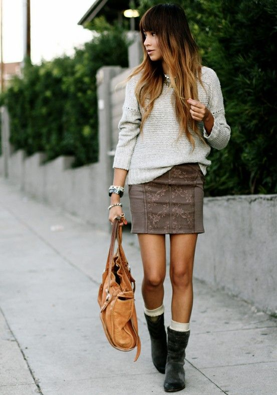 I will attempt mid length boots with wool socks- the rest of this outfit seems simple enough