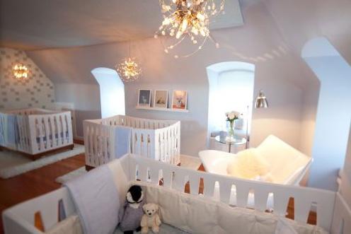 Love The Light Fixture For The Nursery Pinterest