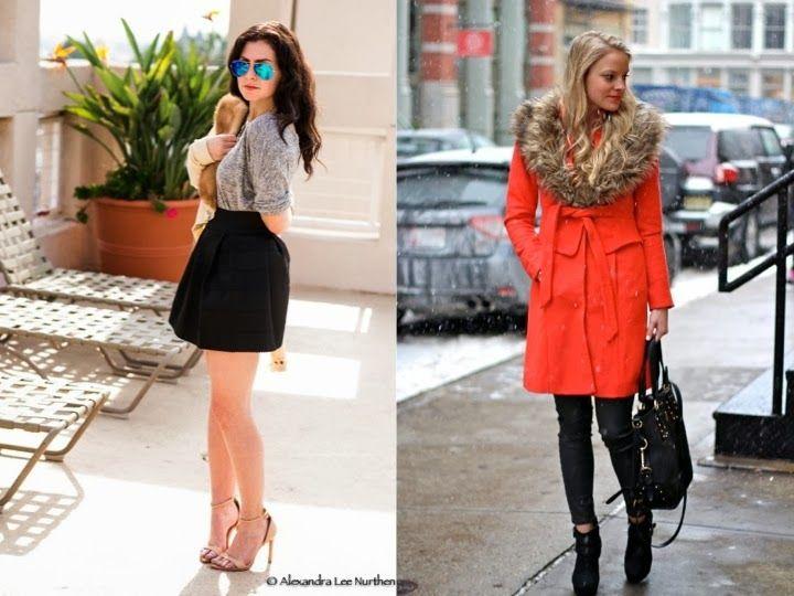 East coast vs west coast winter style styled snapshots pinterest