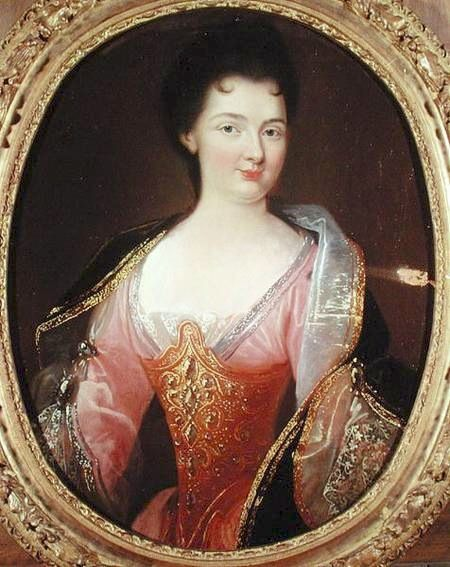 Claudine Alexandrine Guerin de Tencin 1682-1749 by ? (Musee Dauphinois - Grenoble France)