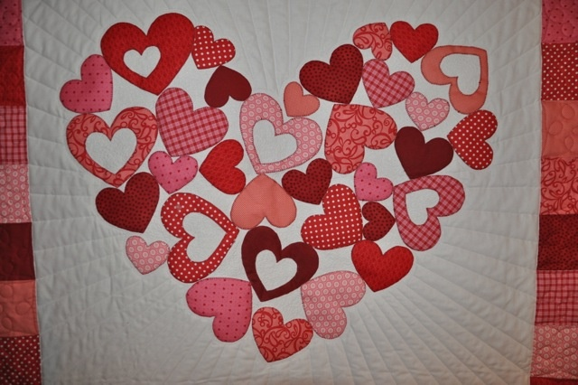 valentine's day sewing crafts
